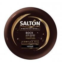 0025/018 Salton Professional Воск для обуви банка (чёр.) (70 мл)