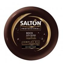 0025/019 Salton Professional Воск для обуви банка (бесц.) (70 мл)